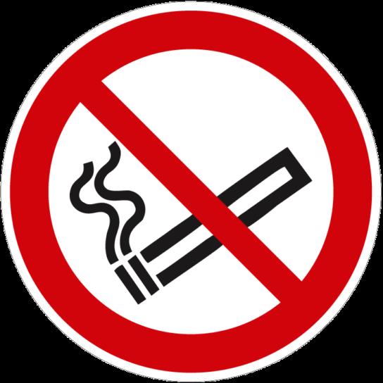 Rauchen verboten